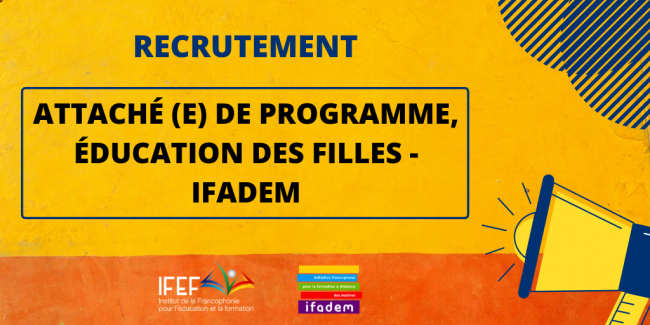 Ifadem_Attaché_de_programme_education_filles